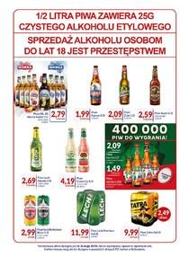 Gazetka promocyjna PSS Społem Białystok - Gazetka promocyjna