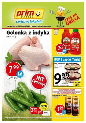 Gazetka promocyjna Prim Market - Czas na grilla