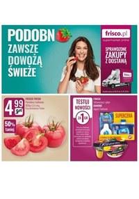 Gazetka promocyjna Frisco, ważna od 08.05.2019 do 21.05.2019.