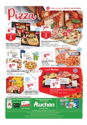 Gazetka promocyjna Auchan - Pizza