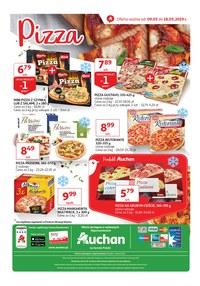 Gazetka promocyjna Auchan - Pizza - ważna do 18-05-2019
