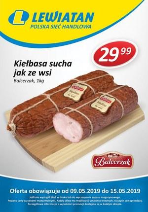 Gazetka promocyjna Lewiatan - Hity cenowe - Małopolska