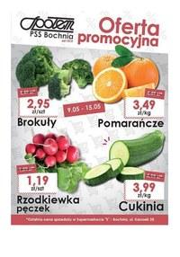 Gazetka promocyjna PSS Bochnia - Oferta promocyjna - ważna do 15-05-2019