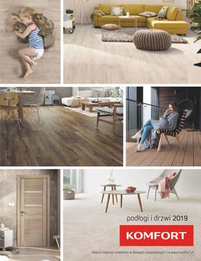 Podłogi i drzwi 2019