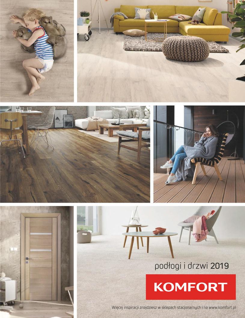 Gazetka promocyjna Komfort - ważna od 06. 05. 2019 do 31. 07. 2019