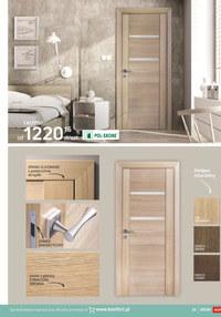 Gazetka promocyjna Komfort - Podłogi i drzwi 2019