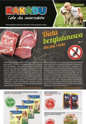 Gazetka promocyjna Kakadu - Dieta bezglutenowa