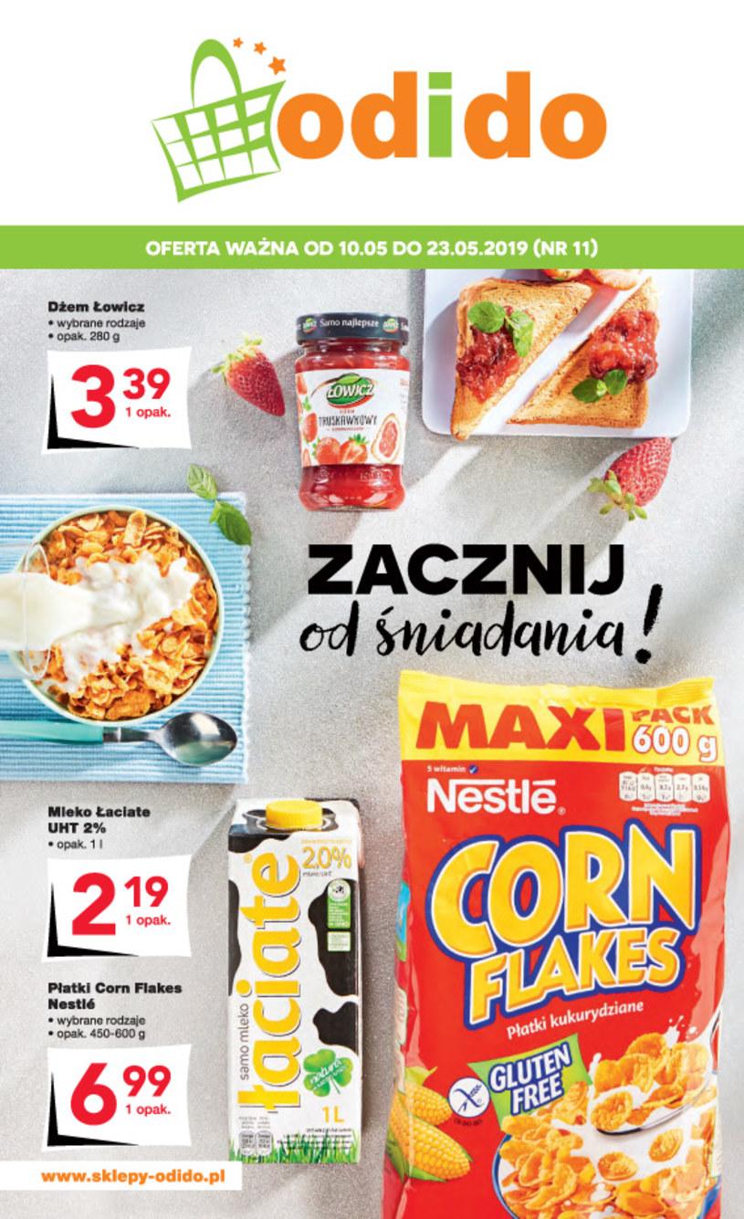 Gazetka promocyjna Odido - ważna od 10. 05. 2019 do 23. 05. 2019