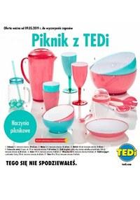 Gazetka promocyjna TEDi - Piknik z TEDi - ważna do 31-05-2019
