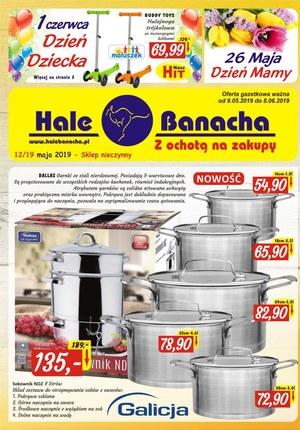Gazetka promocyjna Hala Banacha - Gazetka promocyjna