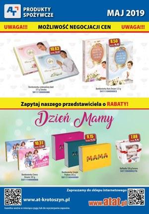 Gazetka promocyjna At, ważna od 01.05.2019 do 31.05.2019.