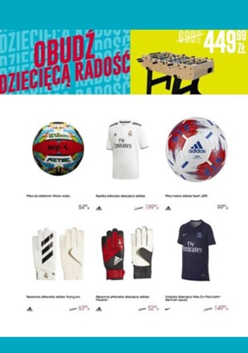 GO Sport: 1 gazetka