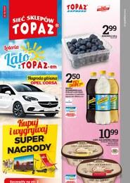 Gazetka promocyjna Topaz, ważna od 16.05.2019 do 22.05.2019.