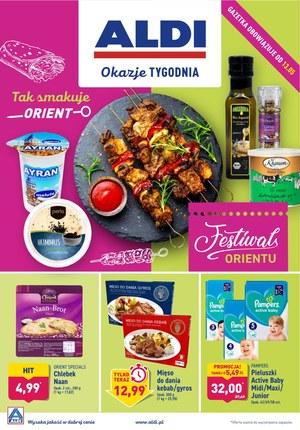 Gazetka promocyjna Aldi - Festiwal orientu