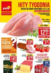 Gazetka promocyjna POLOmarket - Hity tygodnia - ważna do 21-05-2019