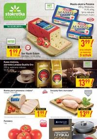 Gazetka promocyjna Stokrotka - Gazetka promocyjna - supermarket  - ważna do 22-05-2019