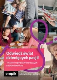 Gazetka promocyjna EMPiK, ważna od 15.05.2019 do 04.06.2019.