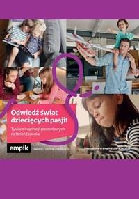 Gazetka promocyjna EMPiK - Odwiedź świat dziecięcych pasji - ważna do 04-06-2019