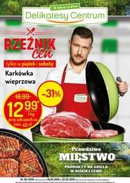 Gazetka promocyjna Delikatesy Centrum, ważna od 16.05.2019 do 22.05.2019.