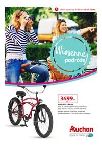 Gazetka promocyjna Auchan, ważna od 15.05.2019 do 05.06.2019.