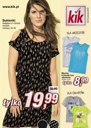Gazetka promocyjna KIK, ważna od 12.06.2019 do 30.06.2019.