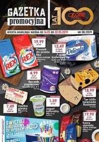 Gazetka promocyjna PSS Bochnia, ważna od 16.05.2019 do 22.05.2019.