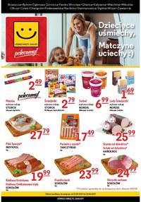 Gazetka promocyjna Uśmiechnięte zakupy - Dziecięce uśmiechy, matczyne uciechy - ważna do 03-06-2019