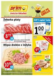 Gazetka promocyjna Prim Market, ważna od 16.05.2019 do 22.05.2019.