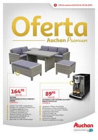 Gazetka promocyjna Auchan, ważna od 16.05.2019 do 05.06.2019.