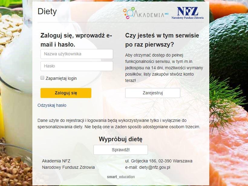 Nfz Udostepnil Diete Dash Za Darmo Promoceny Pl