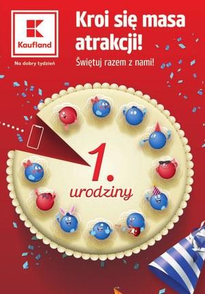 Gazetka promocyjna Kaufland - Kroi się masa atrakcji!