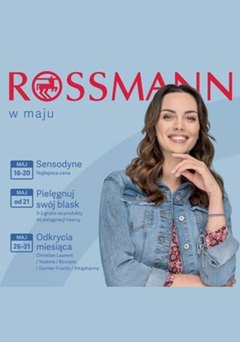 Gazetka promocyjna Rossmann - wygasła 16 dni temu