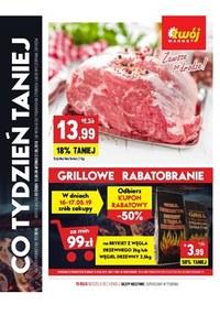 Gazetka promocyjna Twój Market, ważna od 15.05.2019 do 21.05.2019.