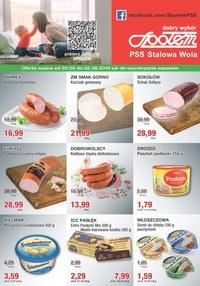 Gazetka promocyjna PSS Stalowa Wola, ważna od 20.05.2019 do 02.06.2019.
