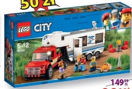 Lego City - Pickup z przyczepą niska cena