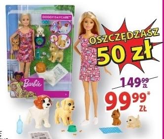 Barbie - Opiekunka piesków niska cena