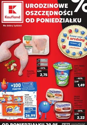 Gazetka promocyjna Kaufland - Urodzinowe oszczędności