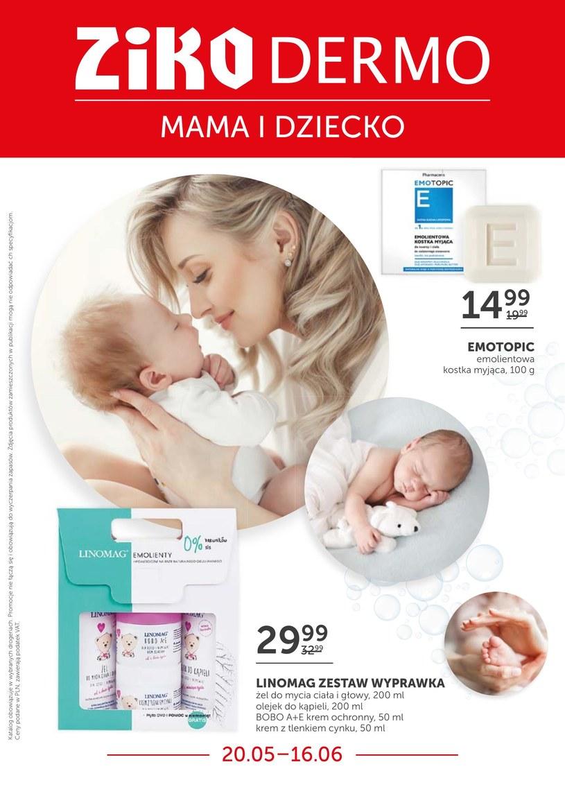 Gazetka promocyjna Ziko Dermo  - ważna od 20. 05. 2019 do 16. 06. 2019