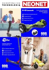 Gazetka promocyjna Neonet - Zainspiruj się technologią - ważna do 31-05-2019