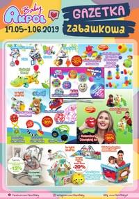 Gazetka promocyjna Akpol Baby - Gazetka zabawkowa