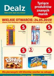 Gazetka promocyjna Dealz, ważna od 24.05.2019 do 05.06.2019.