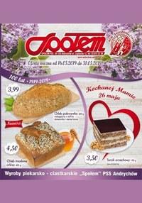 Gazetka promocyjna PSS Andrychów, ważna od 16.05.2019 do 31.05.2019.