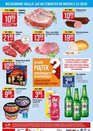 Gazetka promocyjna POLOmarket, ważna od 22.05.2019 do 28.05.2019.