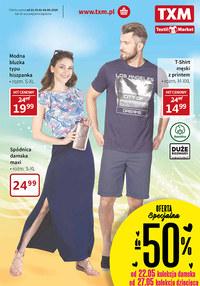 Gazetka promocyjna Textil Market - Gazetka promocyjna  - ważna do 04-06-2019