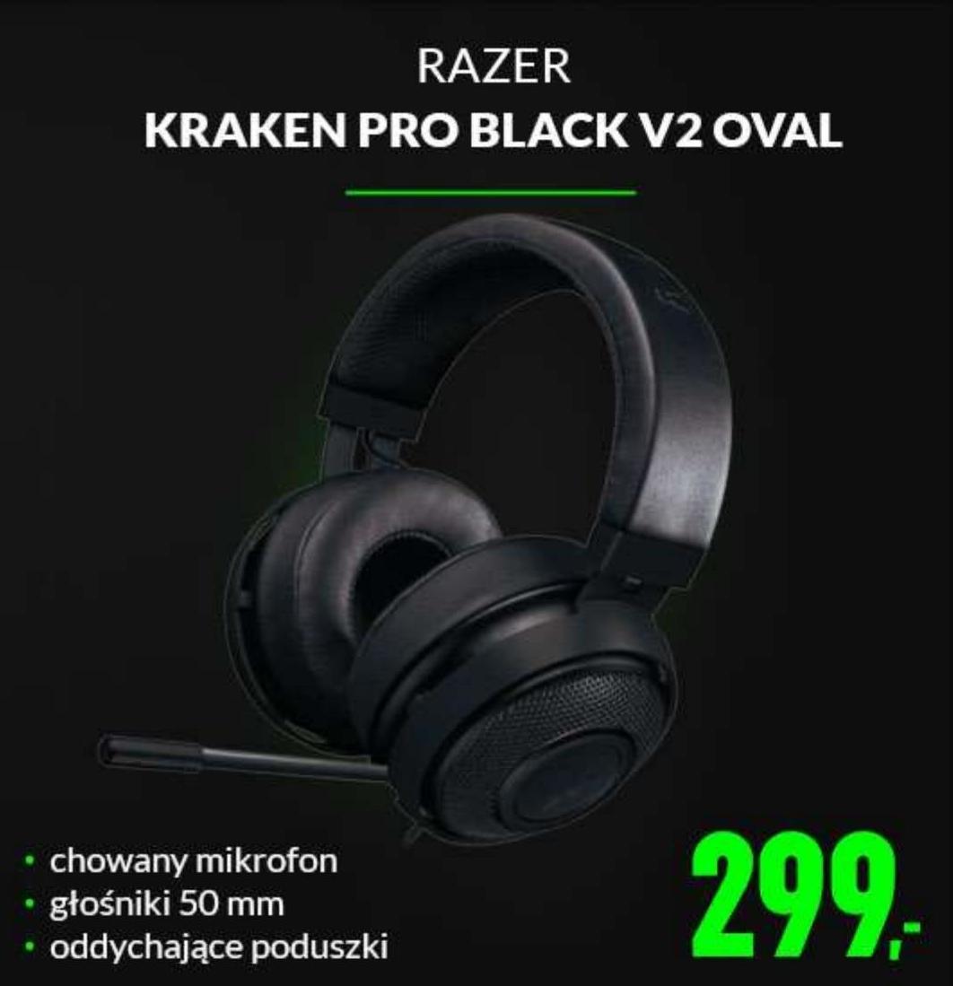 Słuchawki dla gracza Razer niska cena
