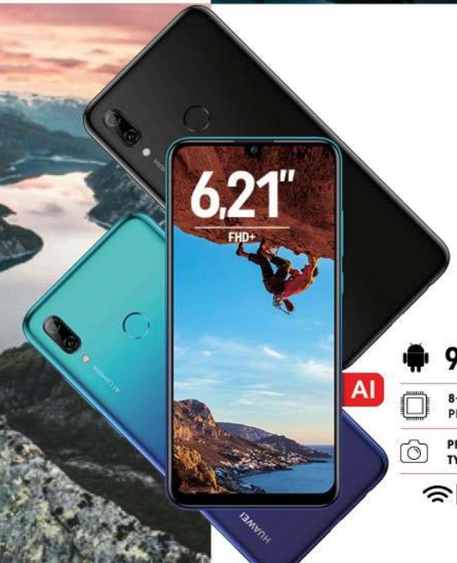 Huawei P smart 2019  niska cena