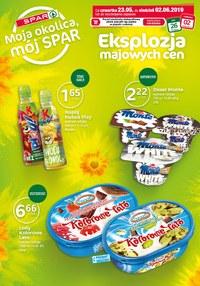 Gazetka promocyjna SPAR - Eksplozja majowych cen - ważna do 02-06-2019