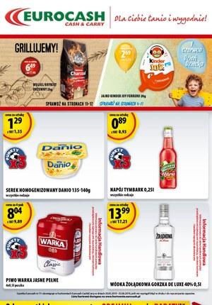 Gazetka promocyjna Eurocash Cash&Carry - Grillujemy