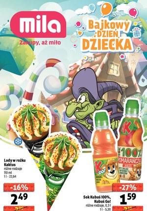 Gazetka promocyjna MILA, ważna od 21.05.2019 do 04.06.2019.