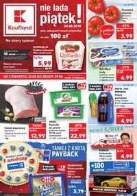 Gazetka promocyjna Kaufland - Gazetka promocyjna  - ważna do 29-05-2019